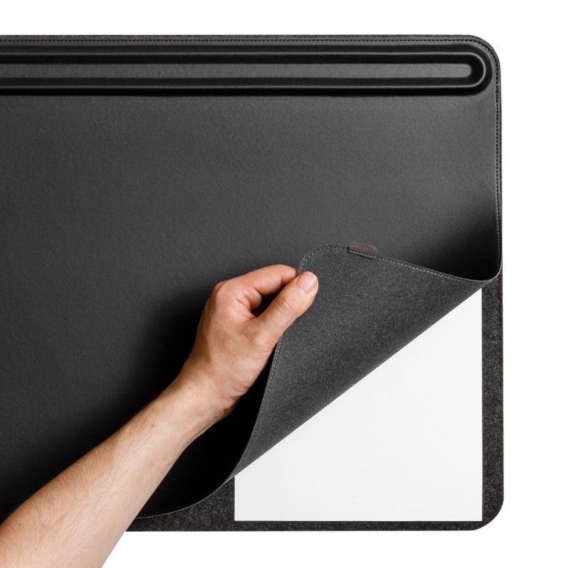 Orbitkey Desk Mat Medium, Black (69x37 cm)