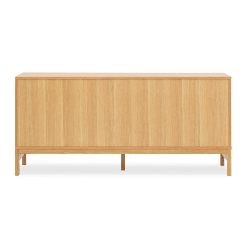 Normann Copenhagen Jalousi sideboard, grey