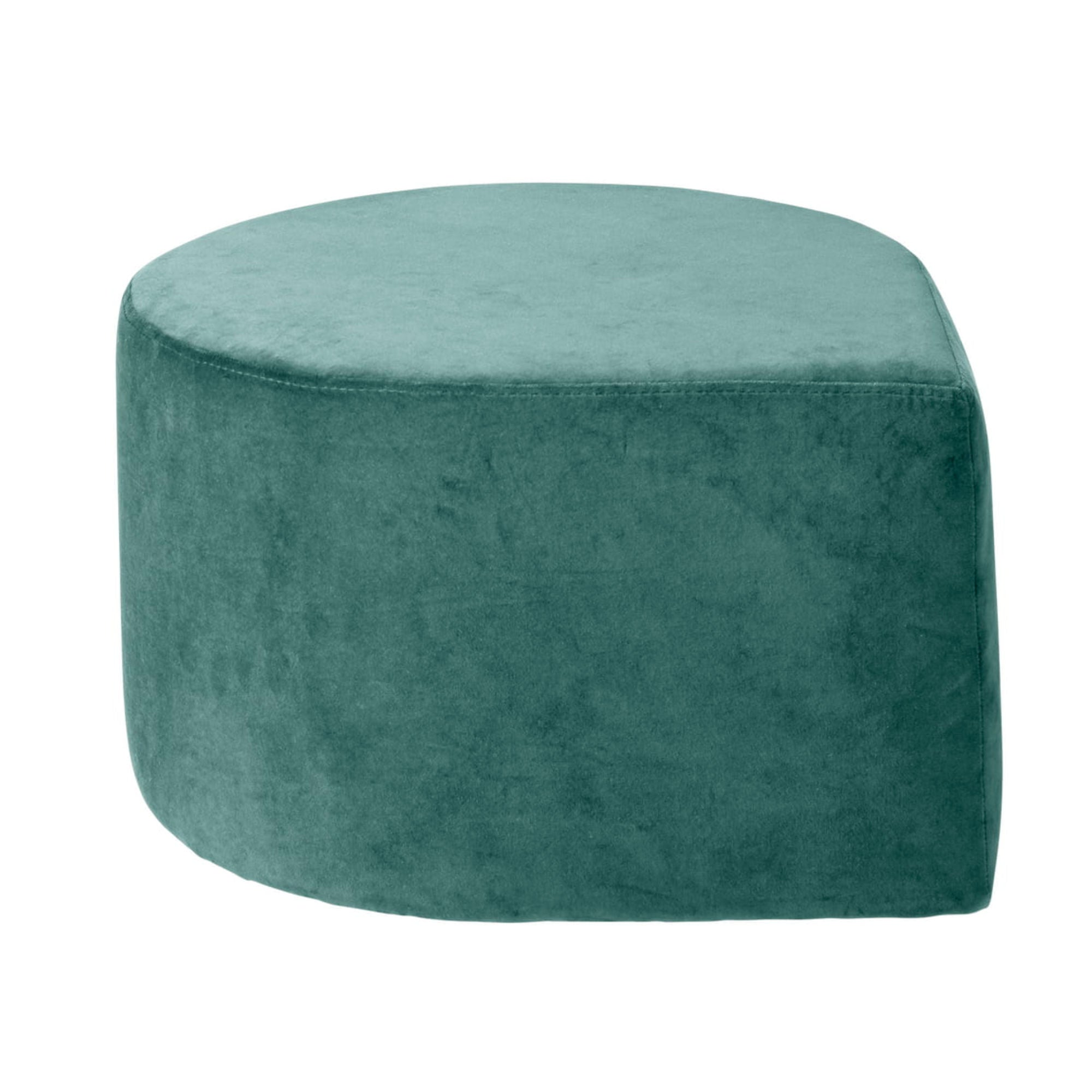 AYTM Stilla Pouf , Dusty Green