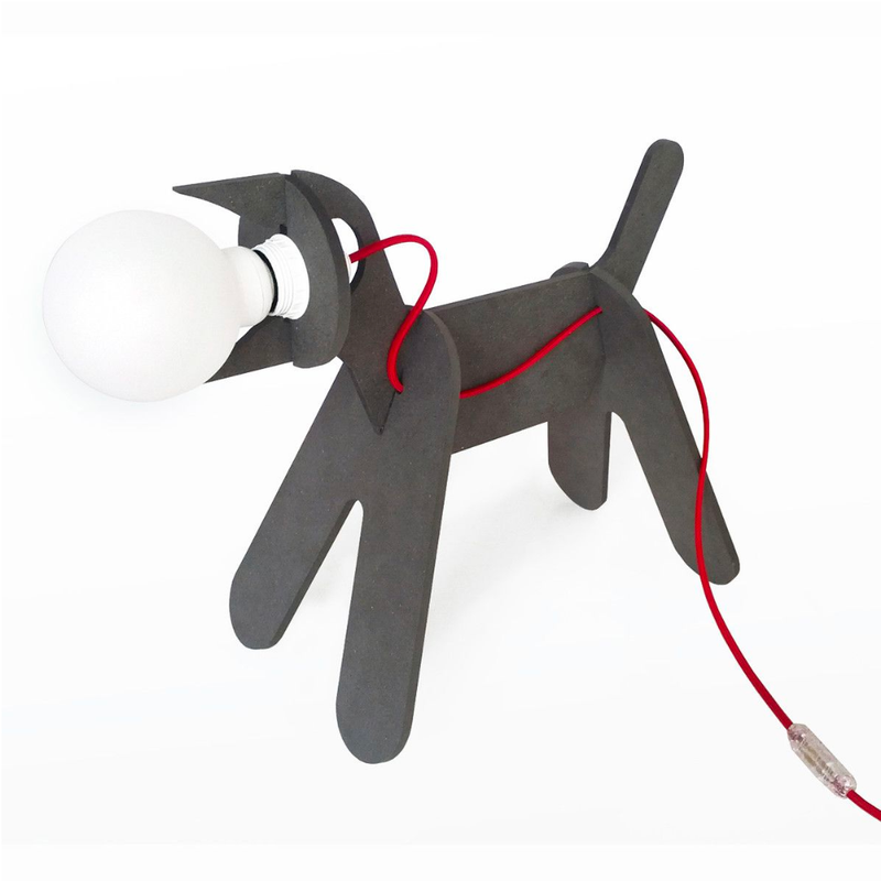 Eno Studio Get Out Dog Lamp Shade