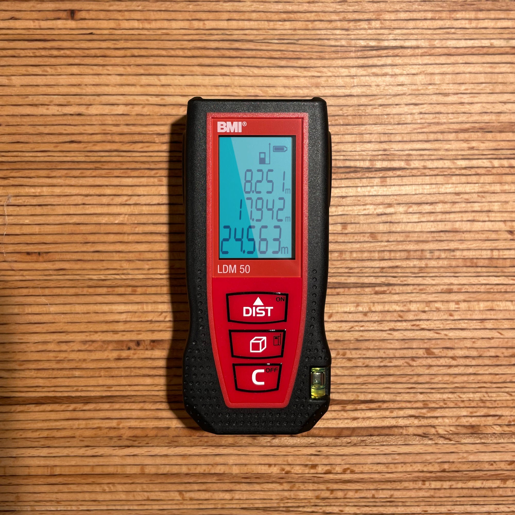 BMI LDM-50 Laser Distance Measurer
