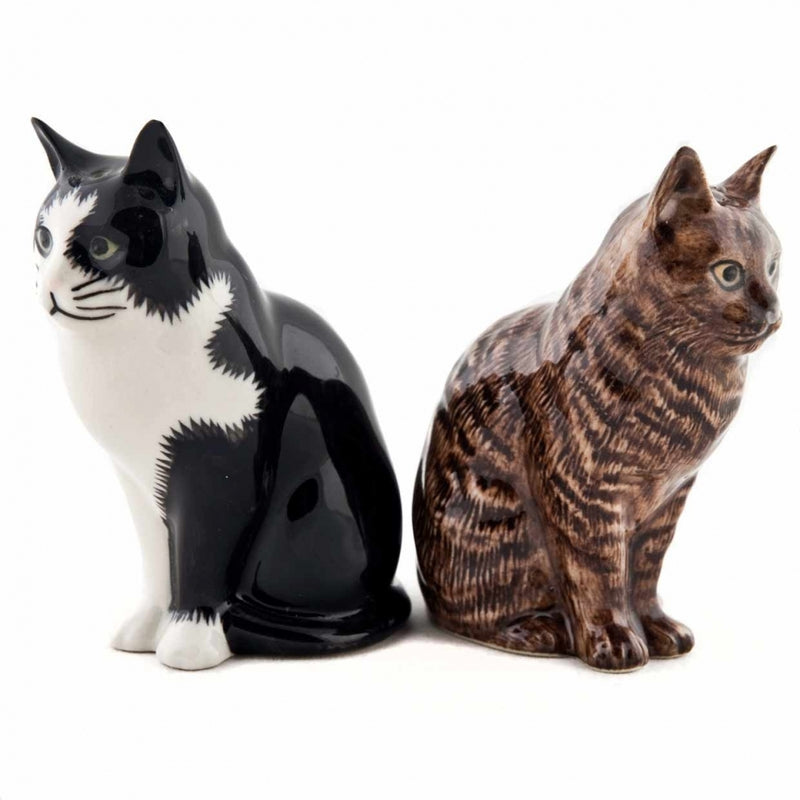 Quail Ceramics Cat Salt & Pepper Pots