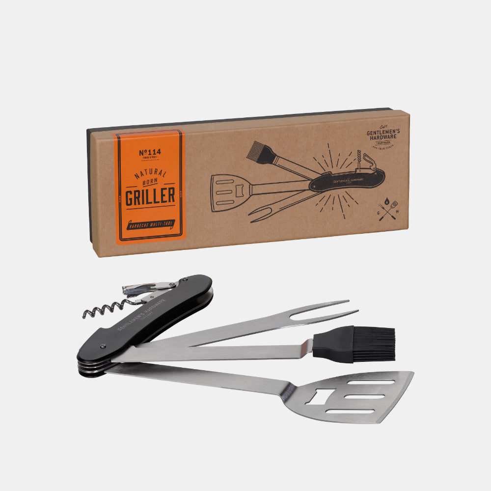 Wild and Wolf BBQ 4-in-1 Multi-Tool