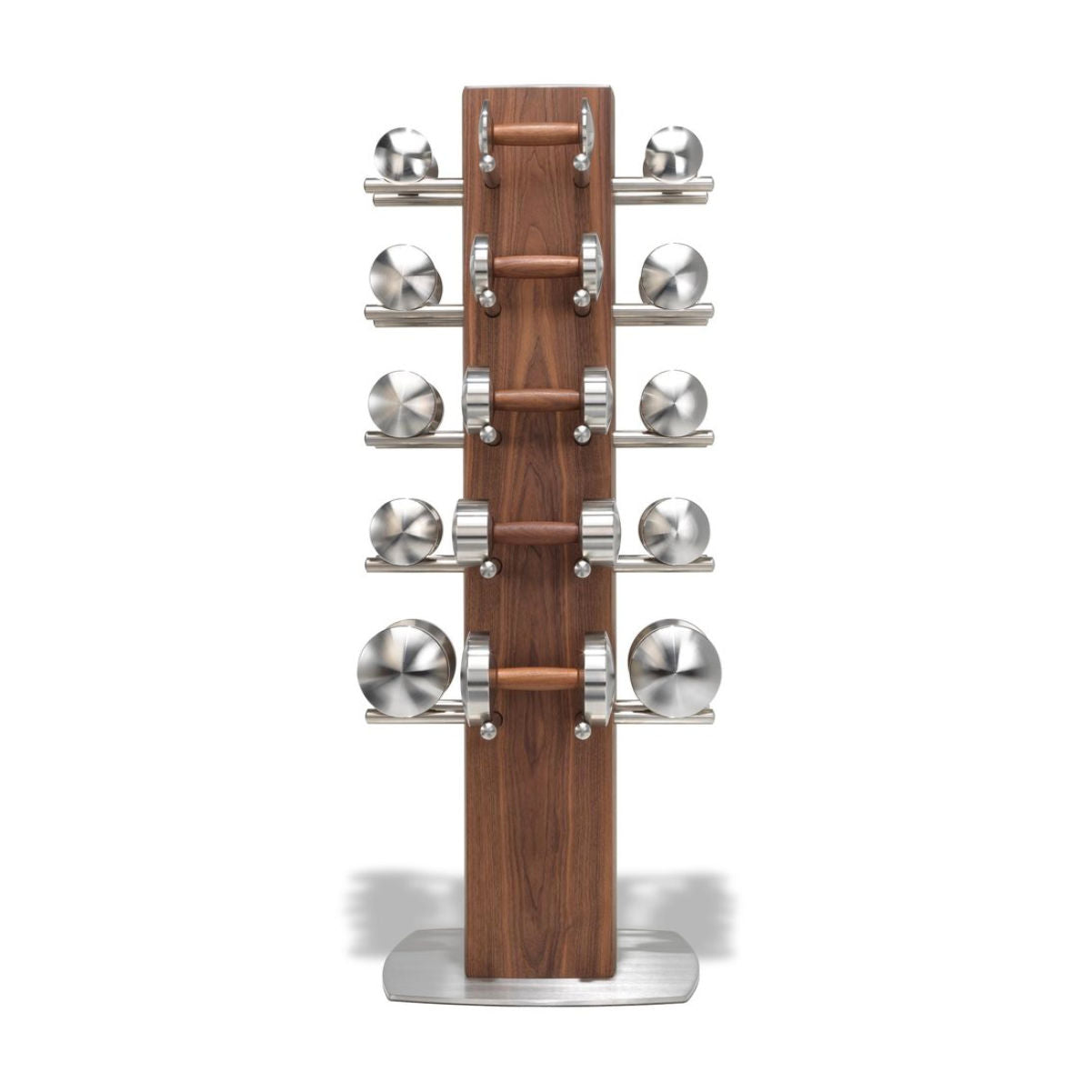 HOCK Design DISKUS SUPERTOWER luxury dumbells set, 1-12kg