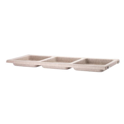 String Bowl Shelf Felt W78xD30cm