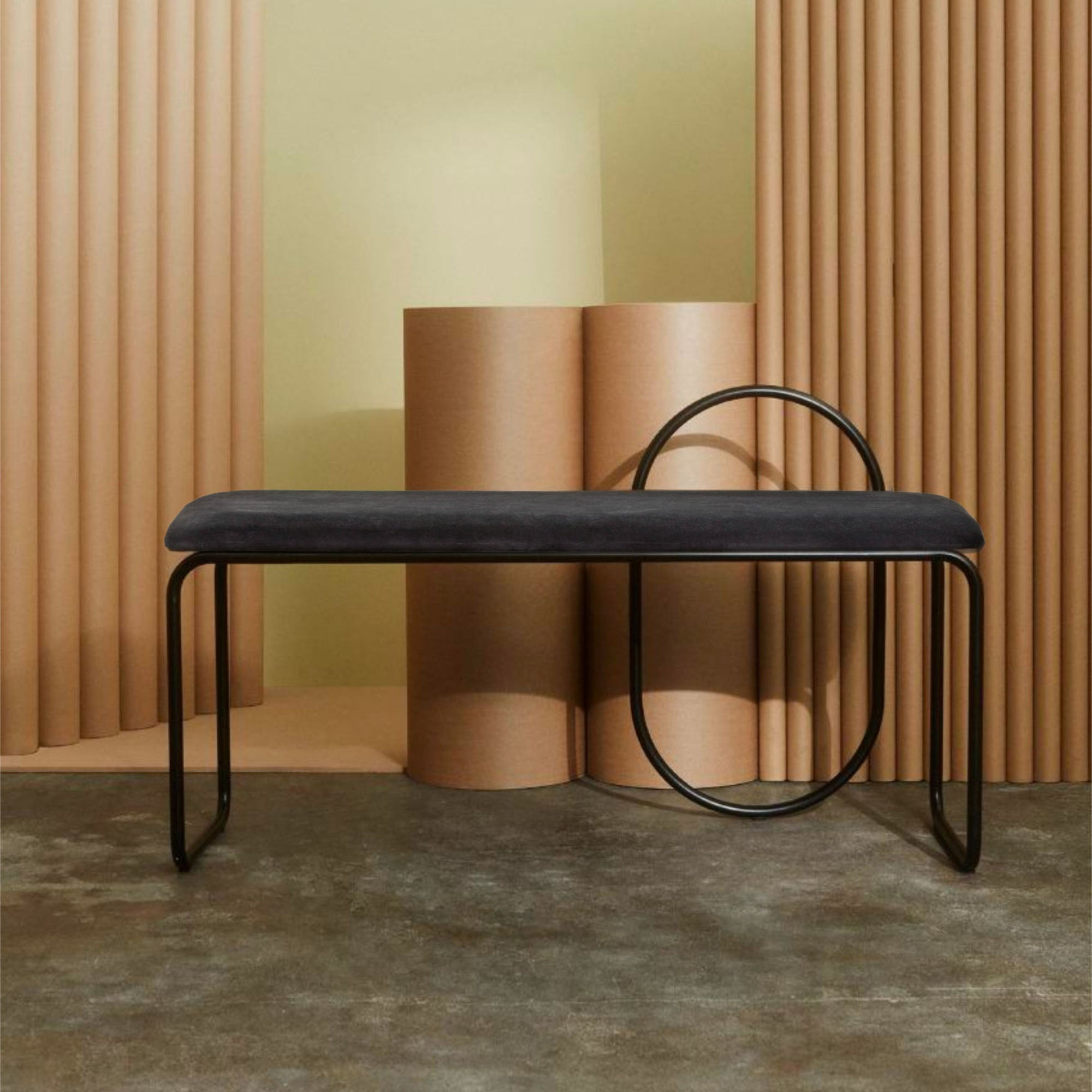 ATYM Angui Bench , anthracite