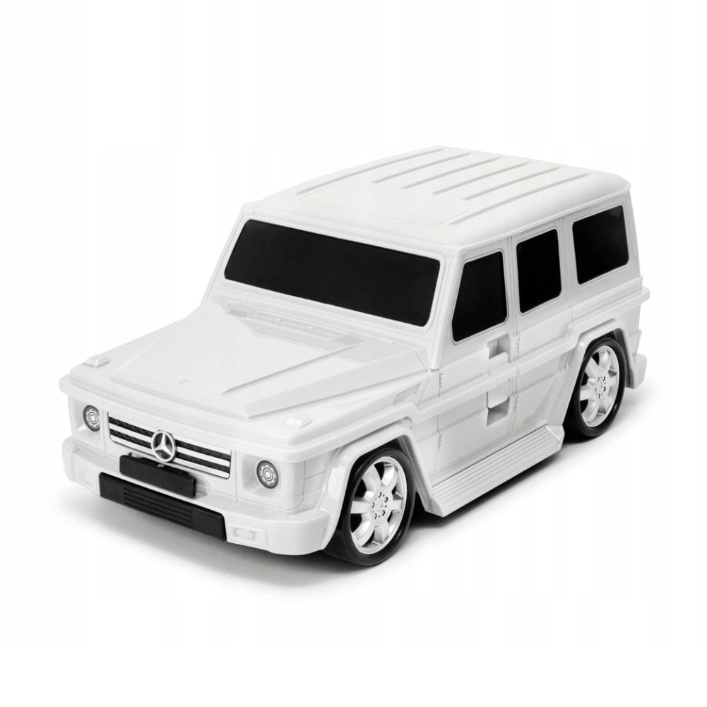 Welly Kids Pull-Along Case Benz G63