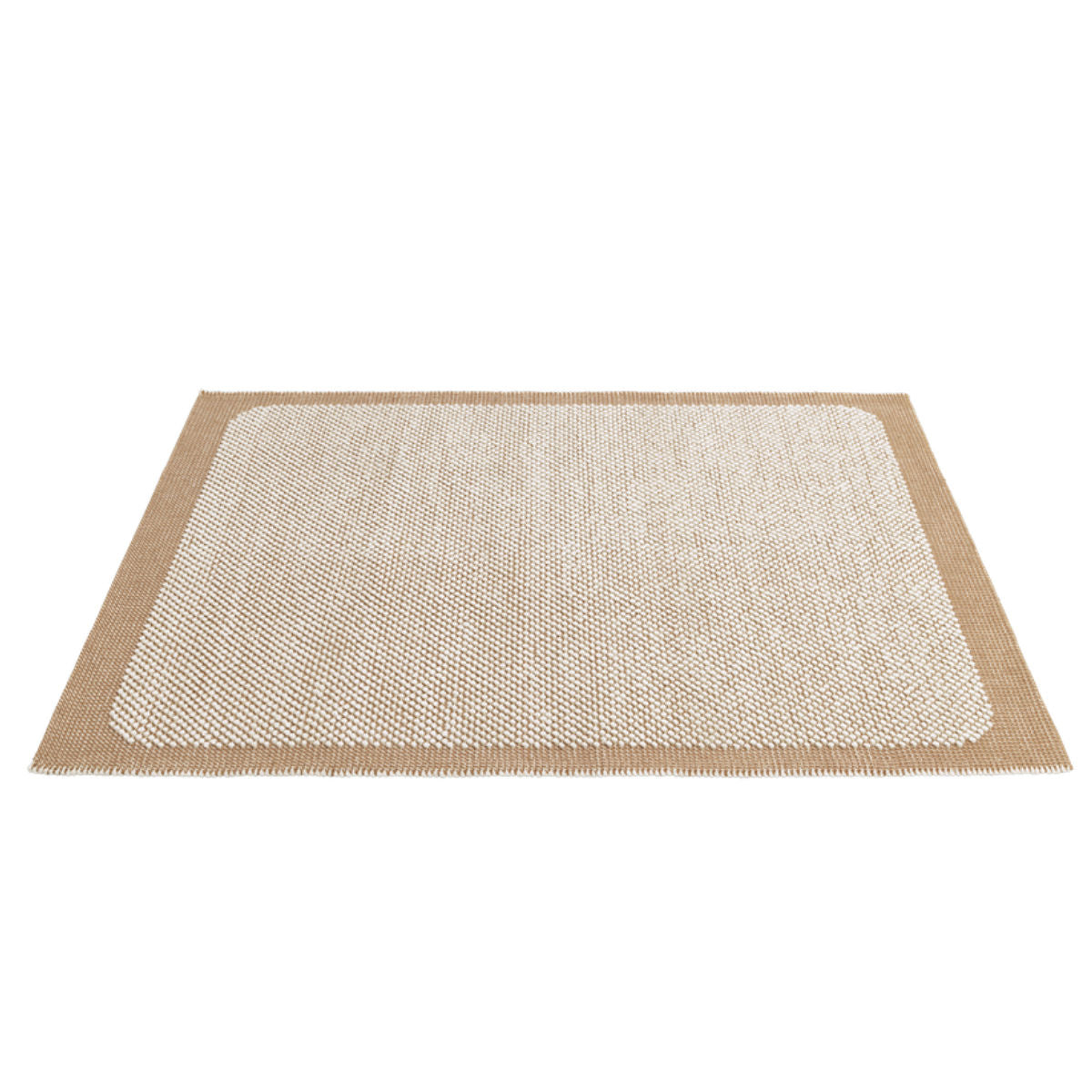 Muuto Pebble rug, Burnt orange