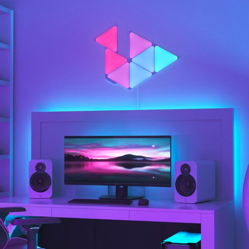 Nanoleaf Triangle Smarter Kit