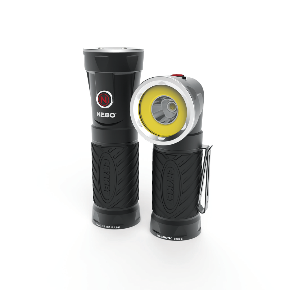 Nebo Big Cryket™ Swivel Head Flashlight