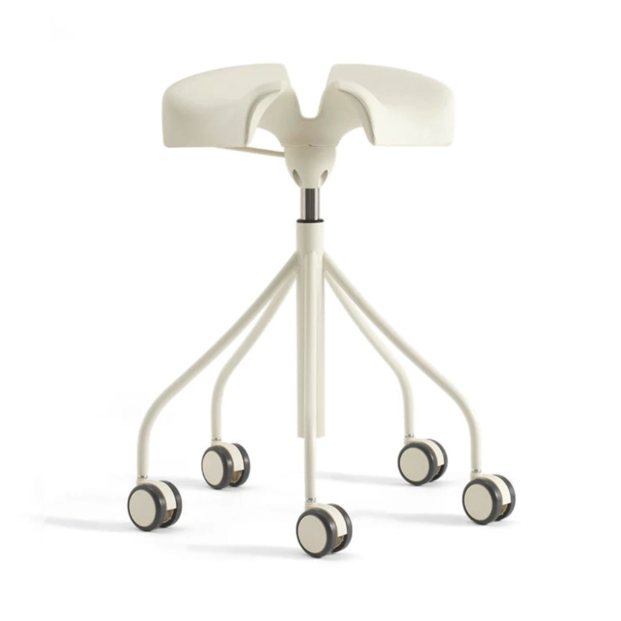 BD Barcelona Design Binaria Stool , White