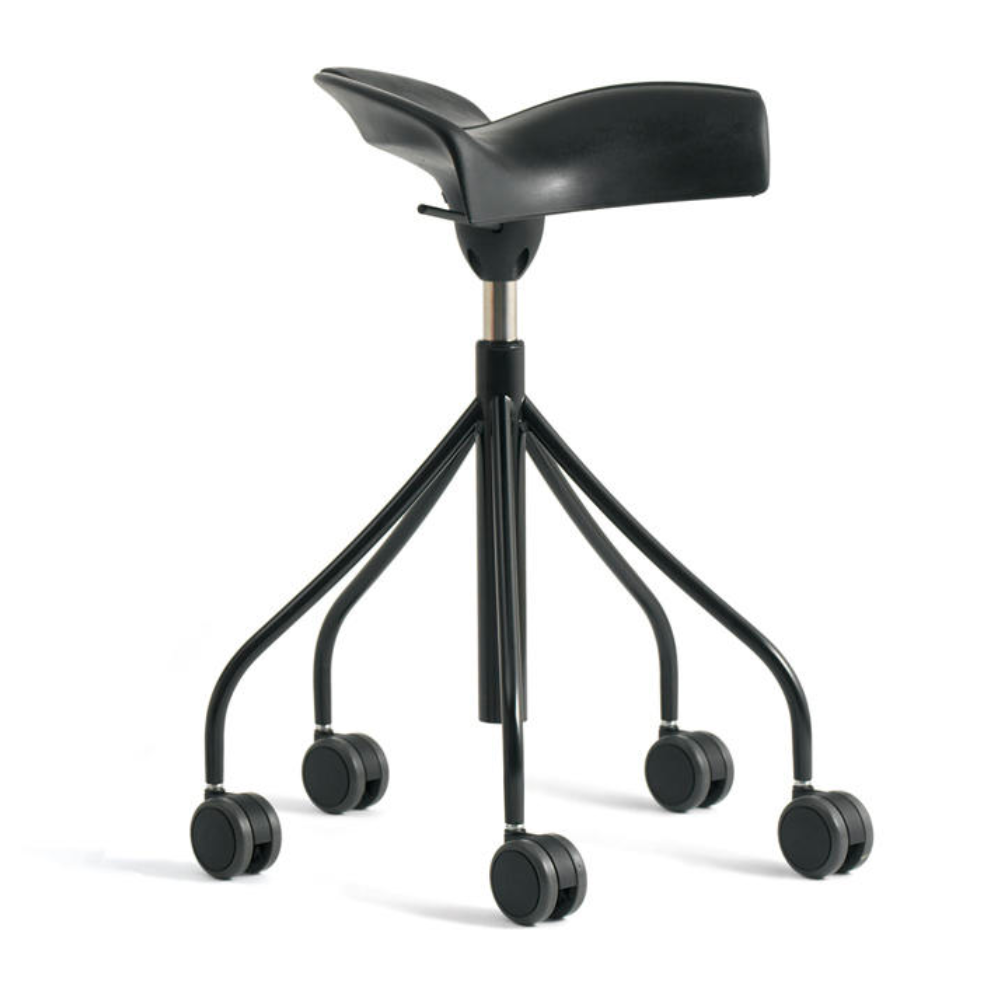 BD Barcelona Design Binaria Stool , Black