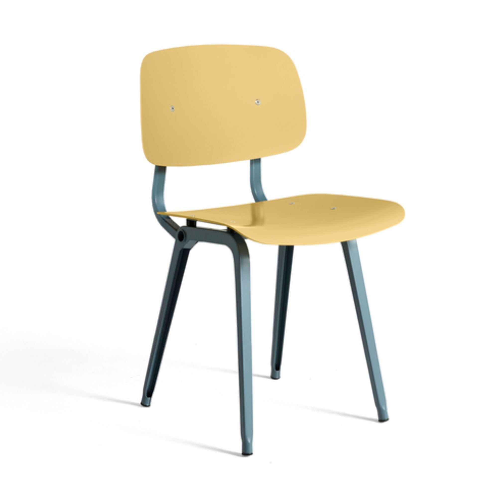 Hay Revolt Chair , Biscotti-Black