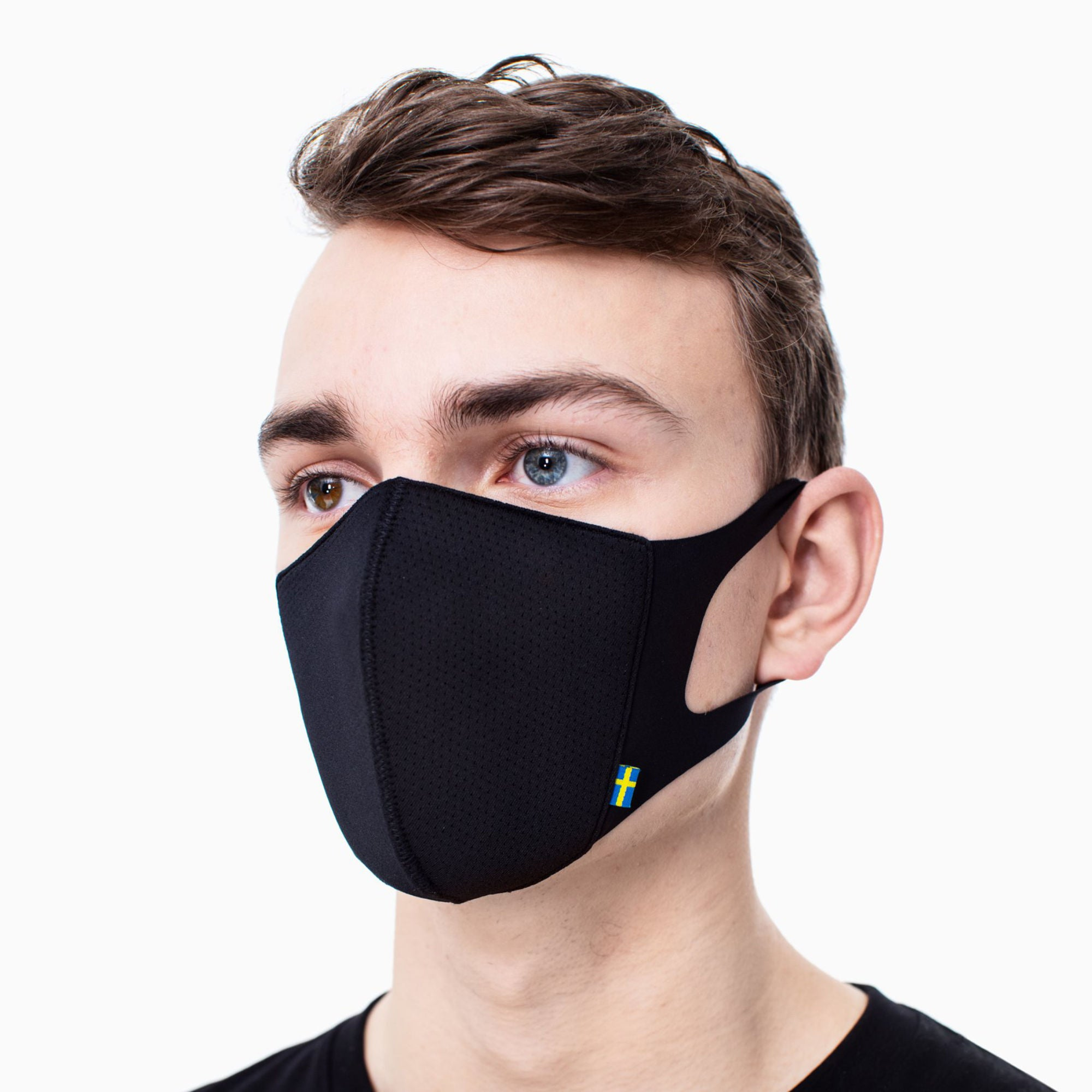 Airinum Lite Air Mask Large, Storm Black