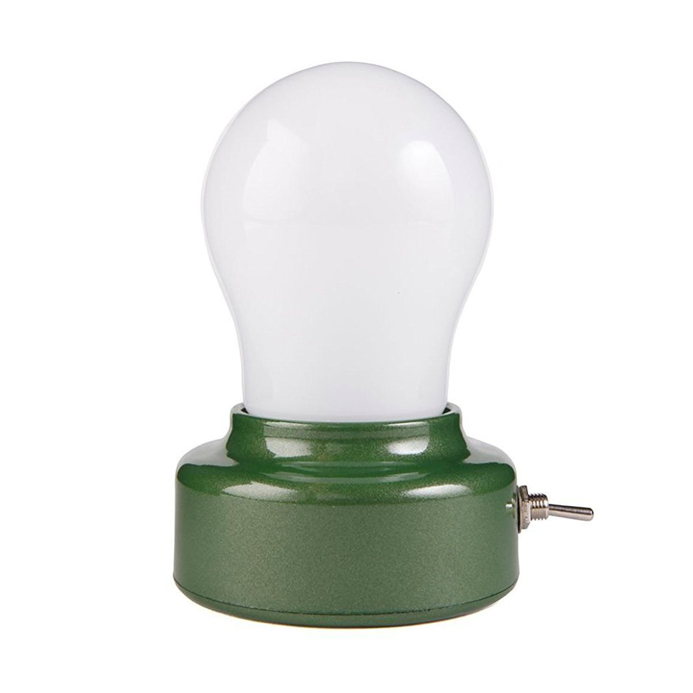 Kikkerland Bulb Light