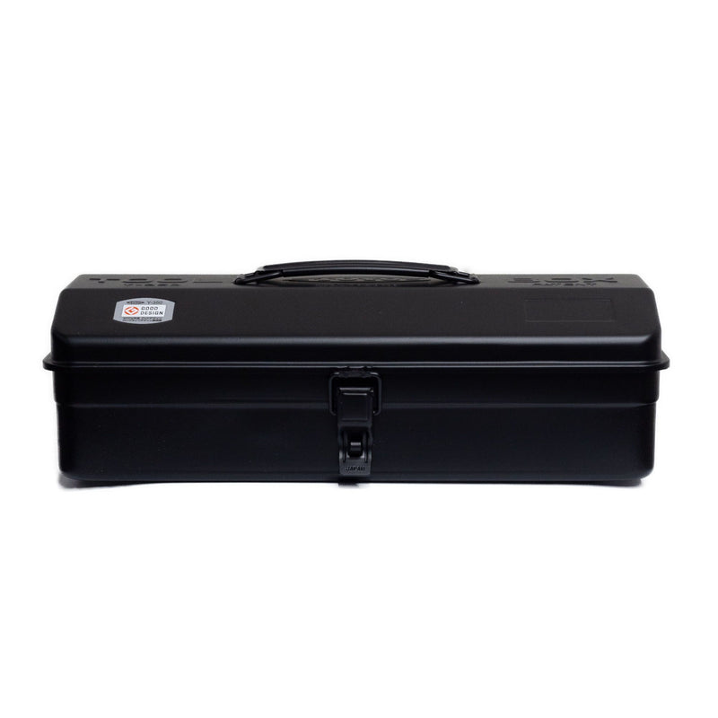 Toyo Y-350 Steel Toolbox , Black
