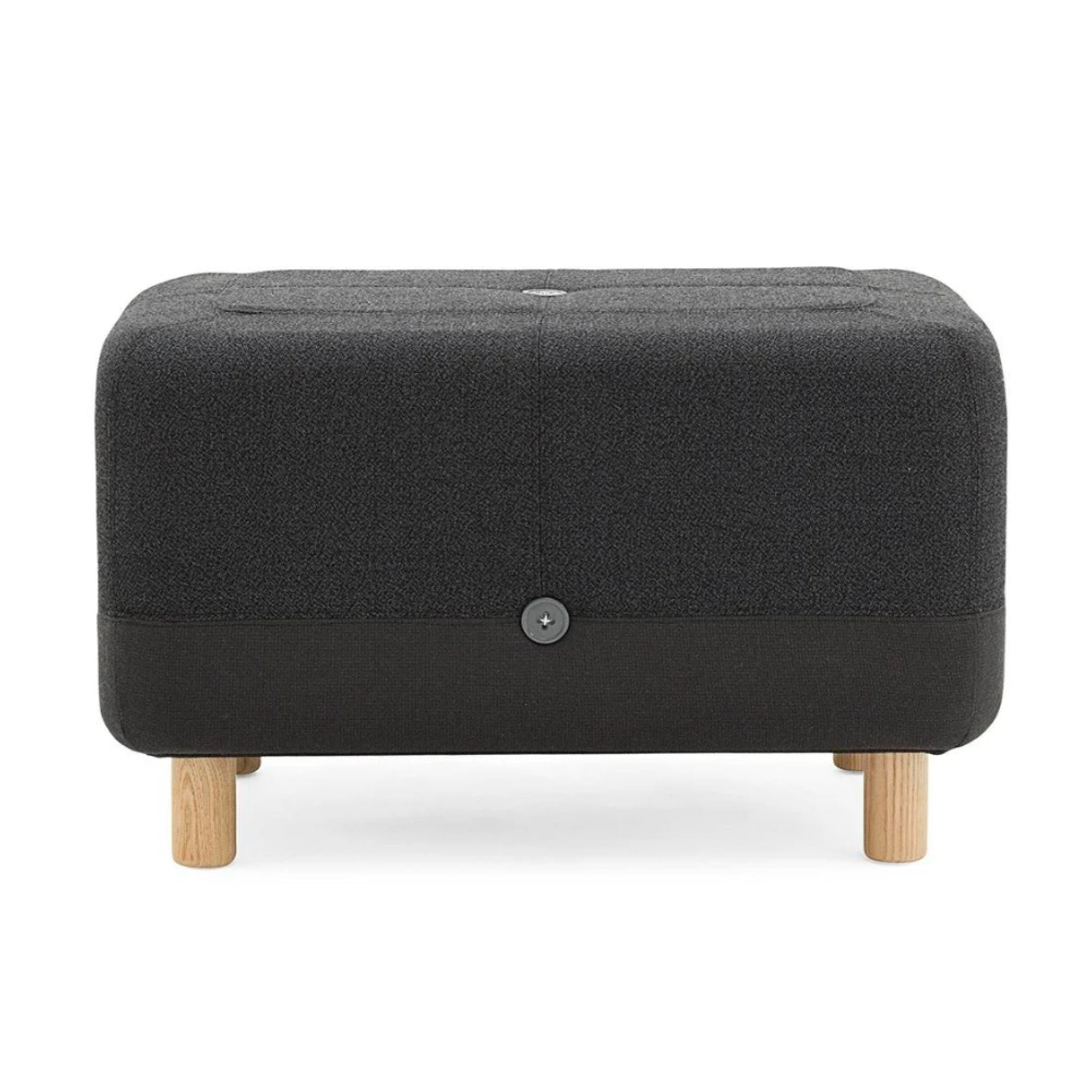 Normann Copenhagen Sumo Pouf , Dark Grey