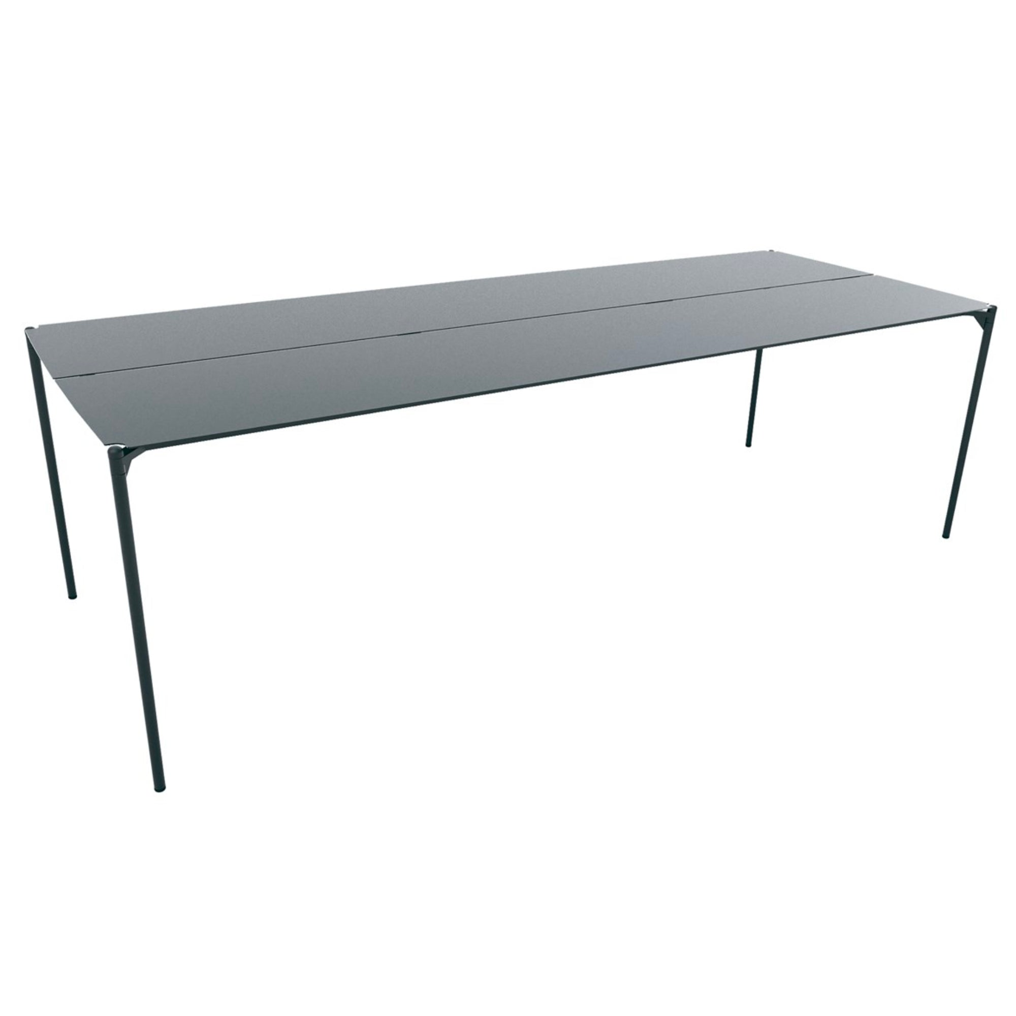 Aytm NOVO Dining Table Rectangular 240 x 90 , black - black