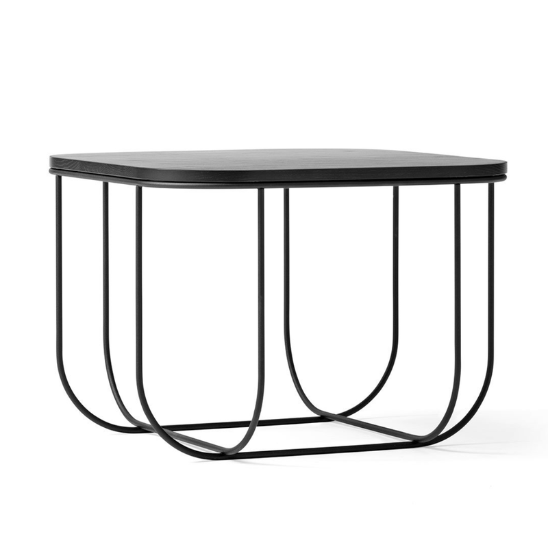 Menu Cage side table