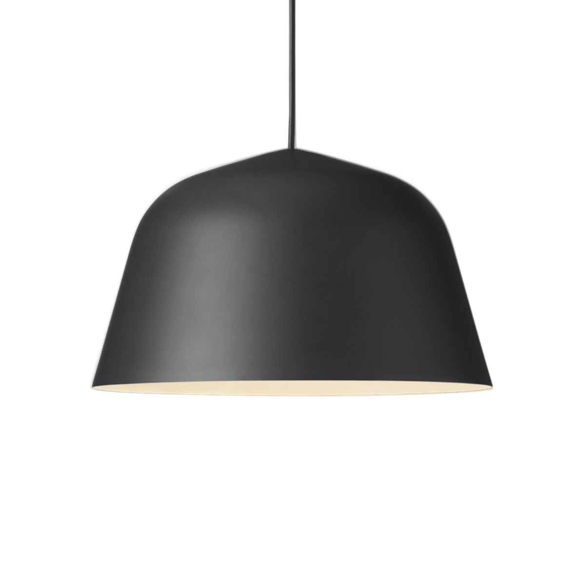 Muuto Ambit pendant lamp, black
