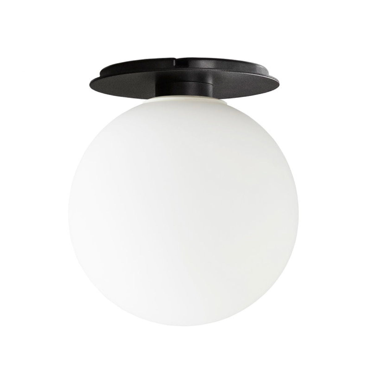 Menu TR Bulb wall/ ceiling lamp, black
