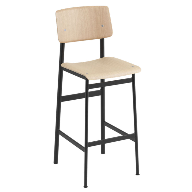 Muuto Loft counter stool 75cm