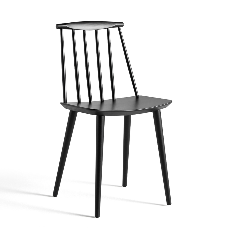 Hay J77 dining chair