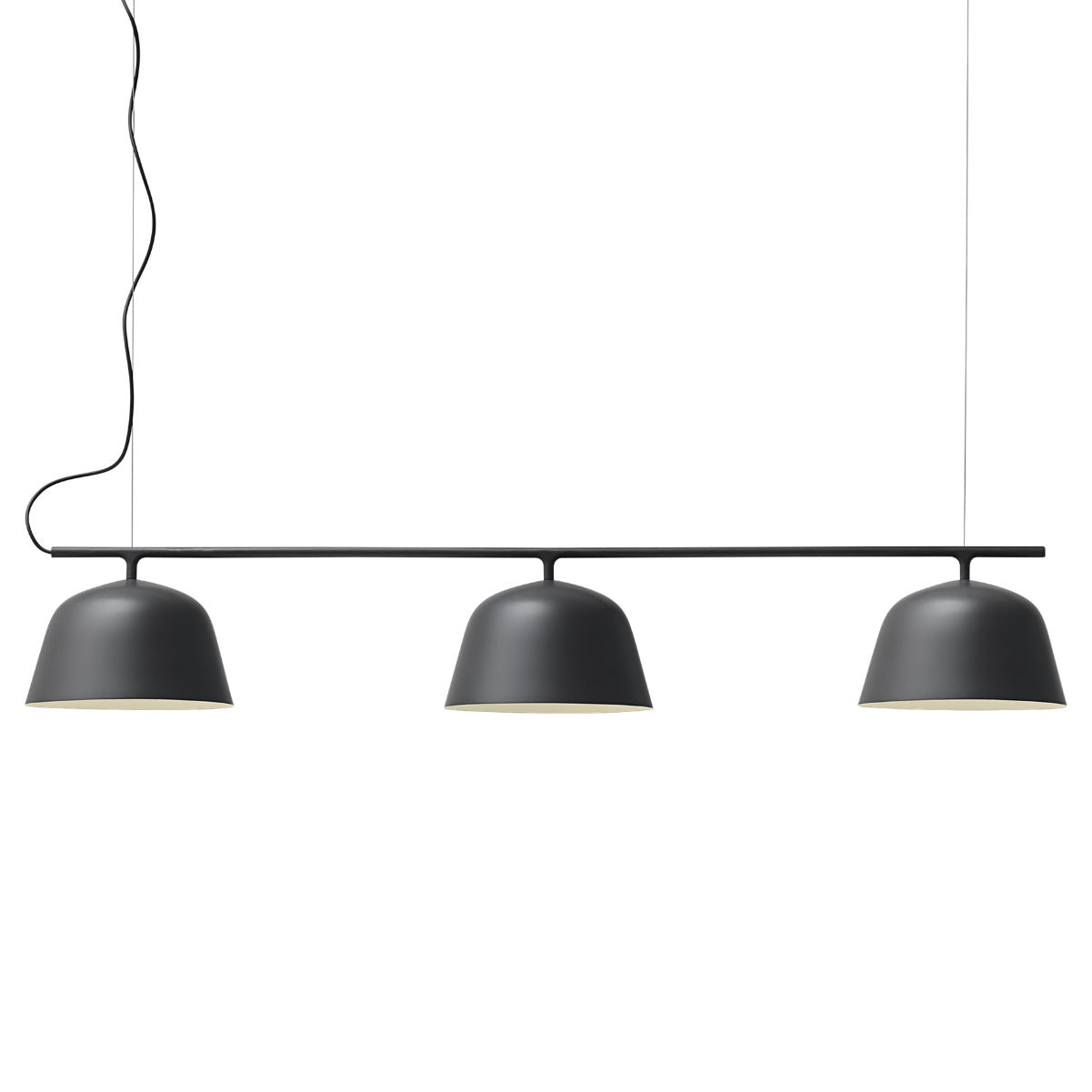 Muuto Ambit rail lamp, black