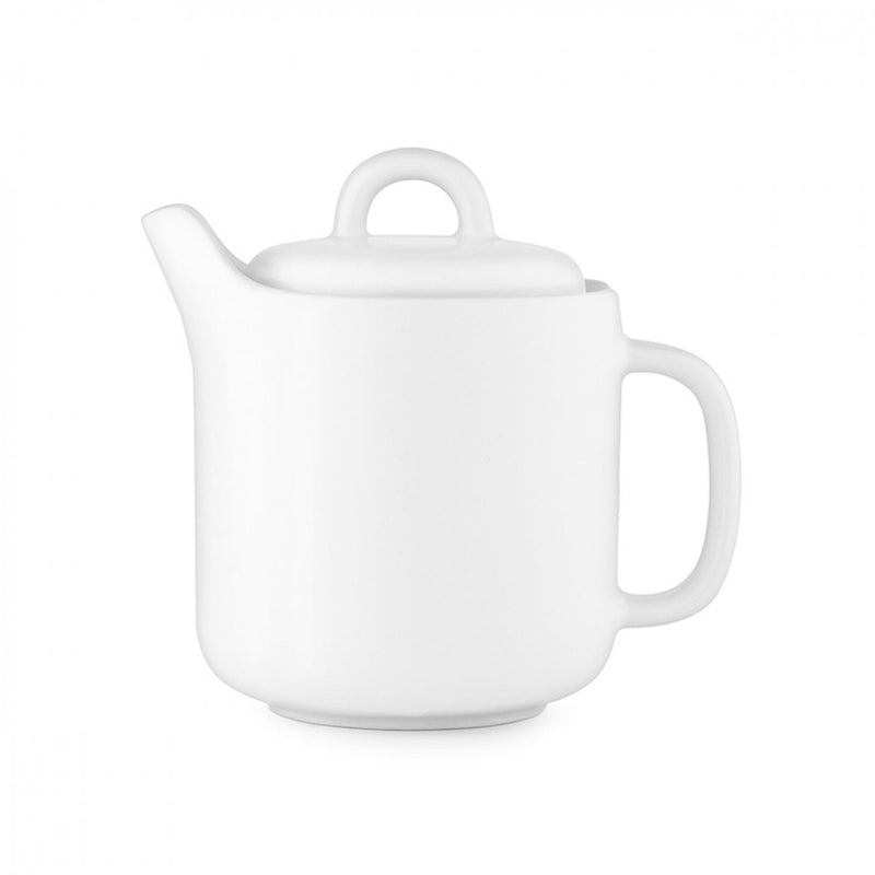 Normann Copenhagen Bliss teapot, white