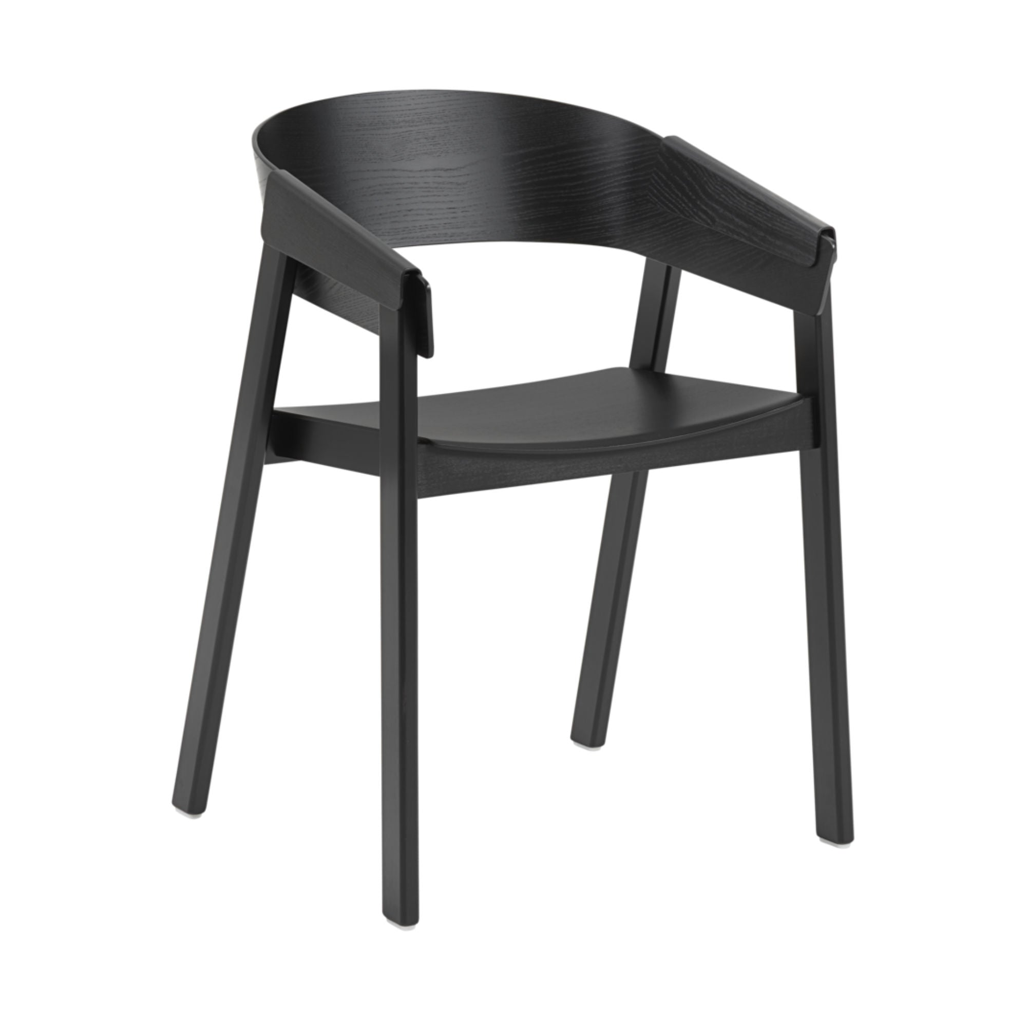 Muuto Cover Armchair , Black