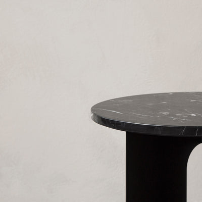 Menu Androgyne Marble Top , Black