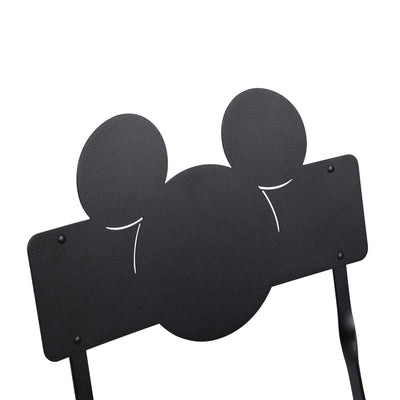 Fermob Mickey Mouse Junior Bistro Chair , Black