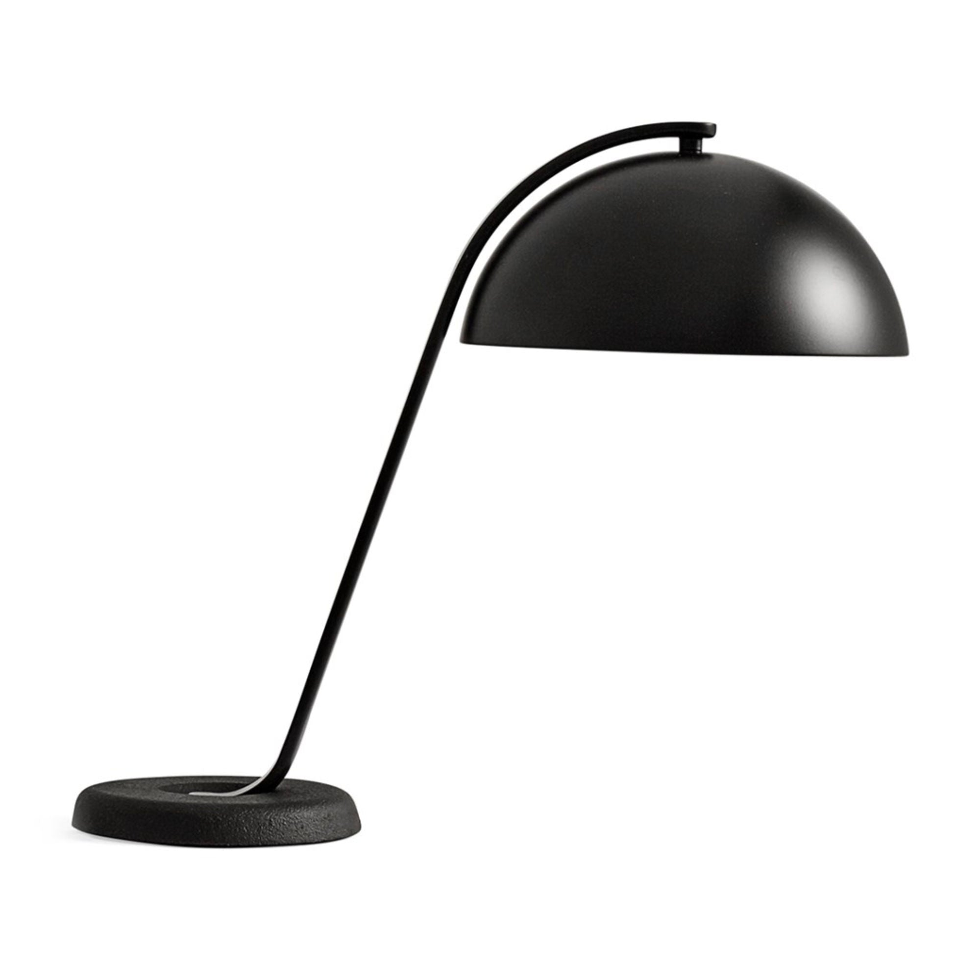 Hay Cloche Table Lamp , Black