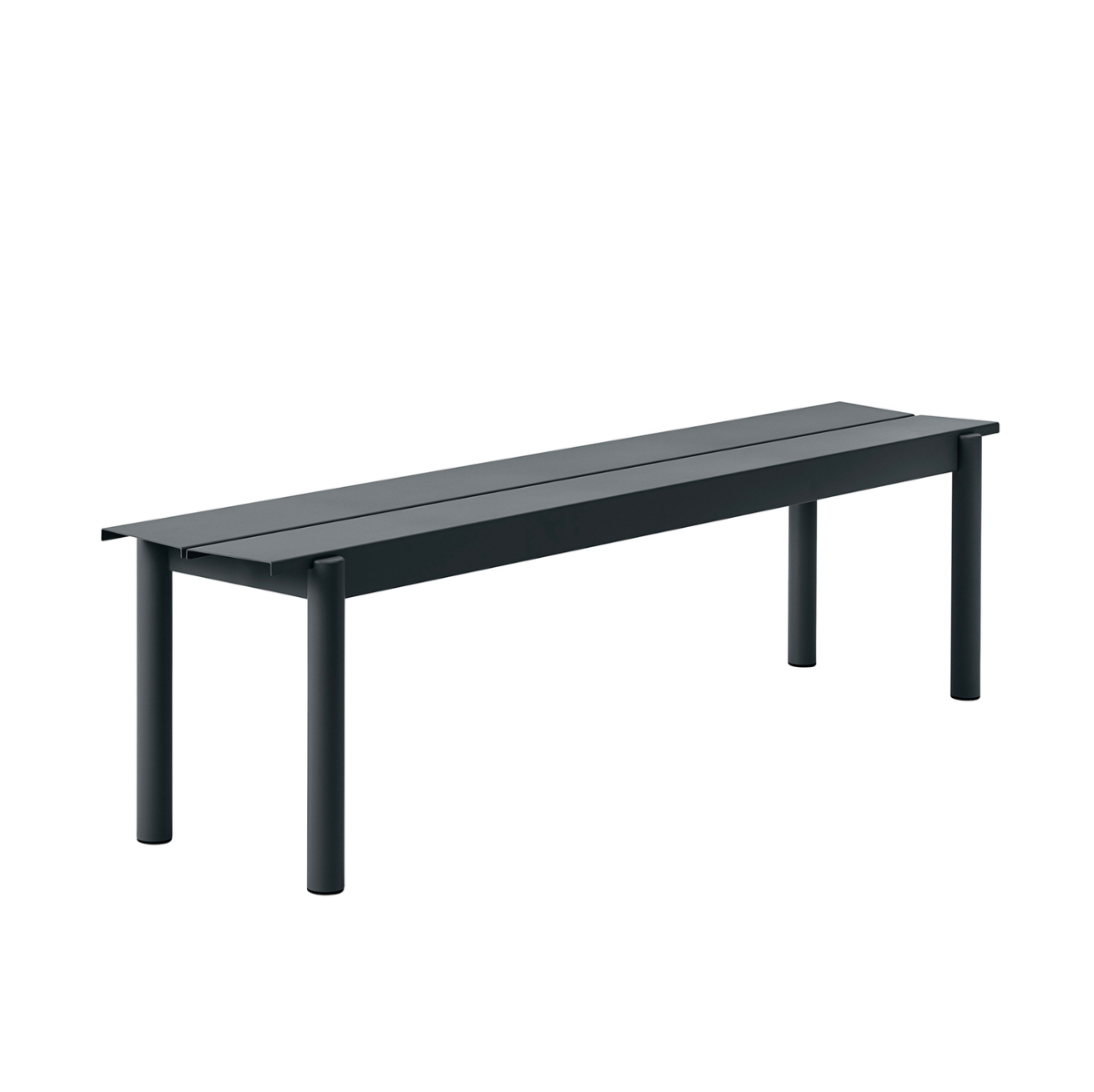 Muuto Linear Steel bench 170 * 34 cm