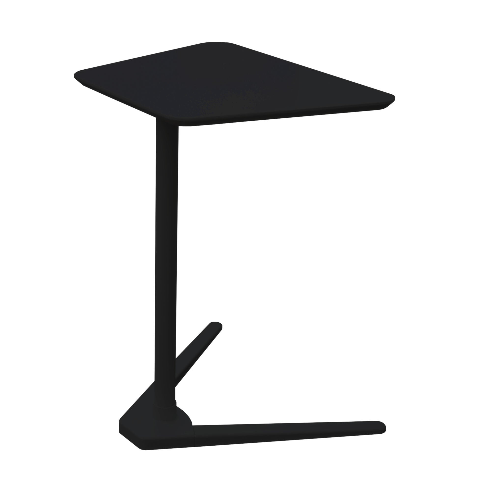 15% OFF || End Side Table , Black