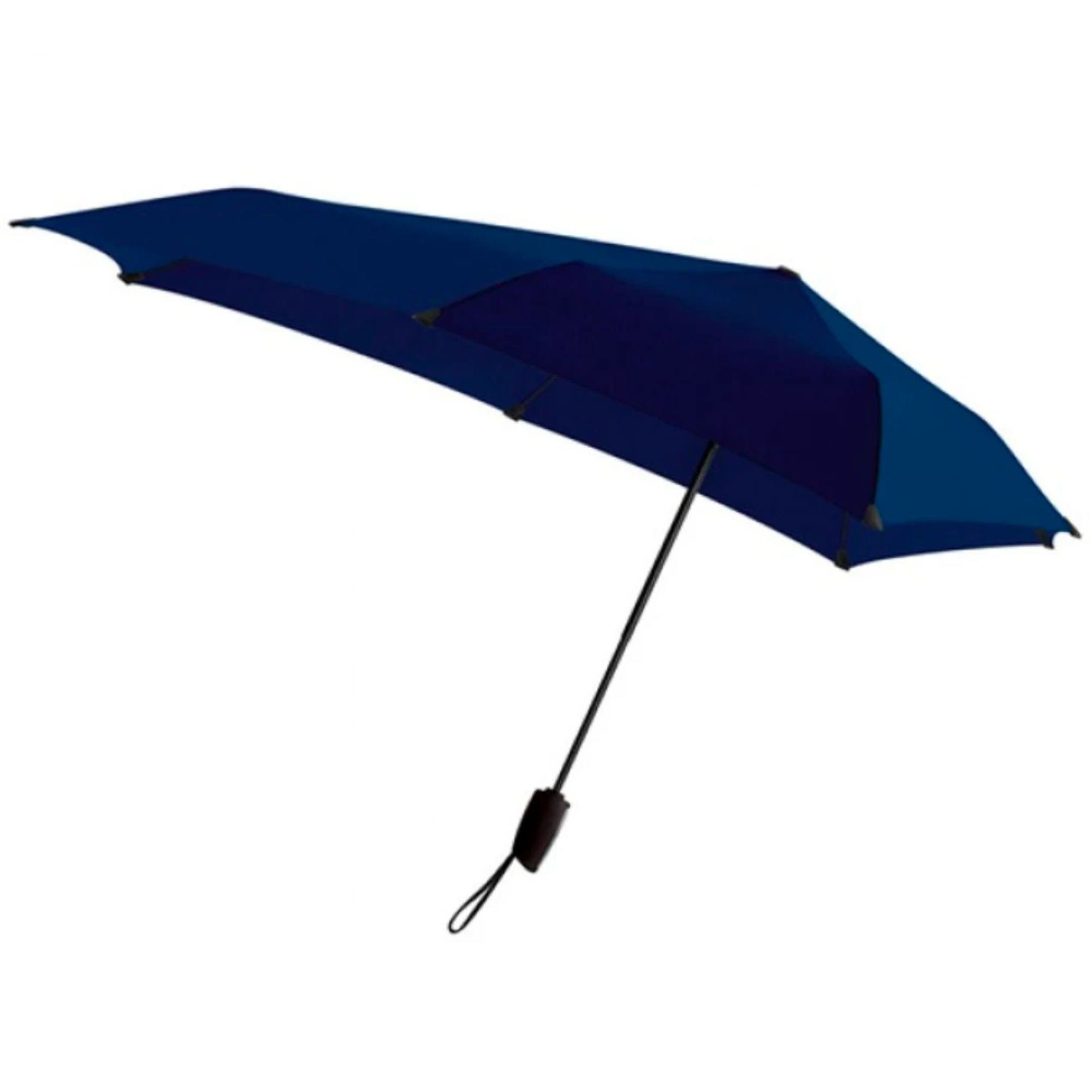 Senz° Automatic foldable umbrella, midnight blue