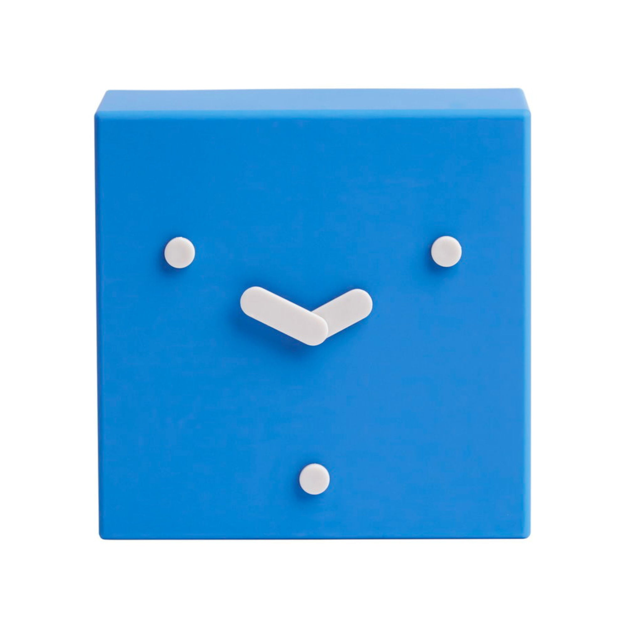 EO Face Clock 2-6-10 , Blue