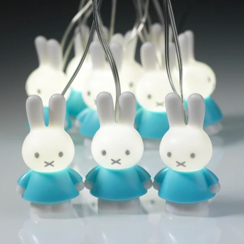 Bambolino Miffy 3D Stringlight , Blue