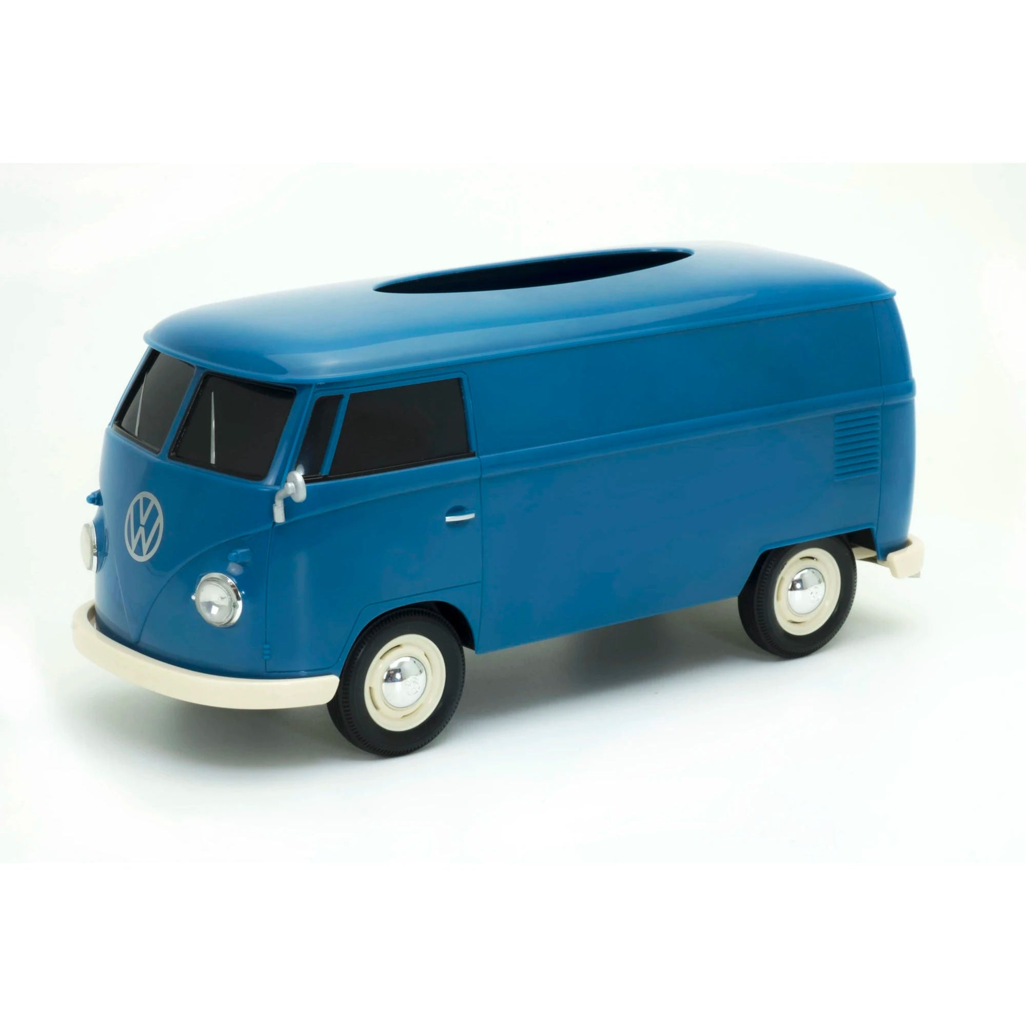 Volkswagen VW T1 Bue 1:16 Tissue Box , Blue