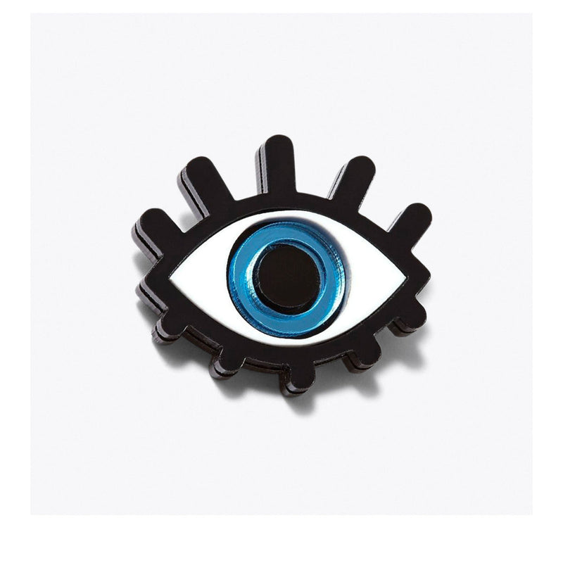 Monolama Acrylic Brooches eye