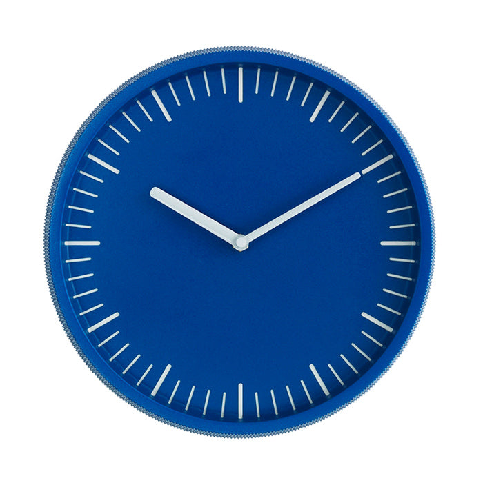 Normann Copenhagen Day Wall Clock Ø28 , Blue