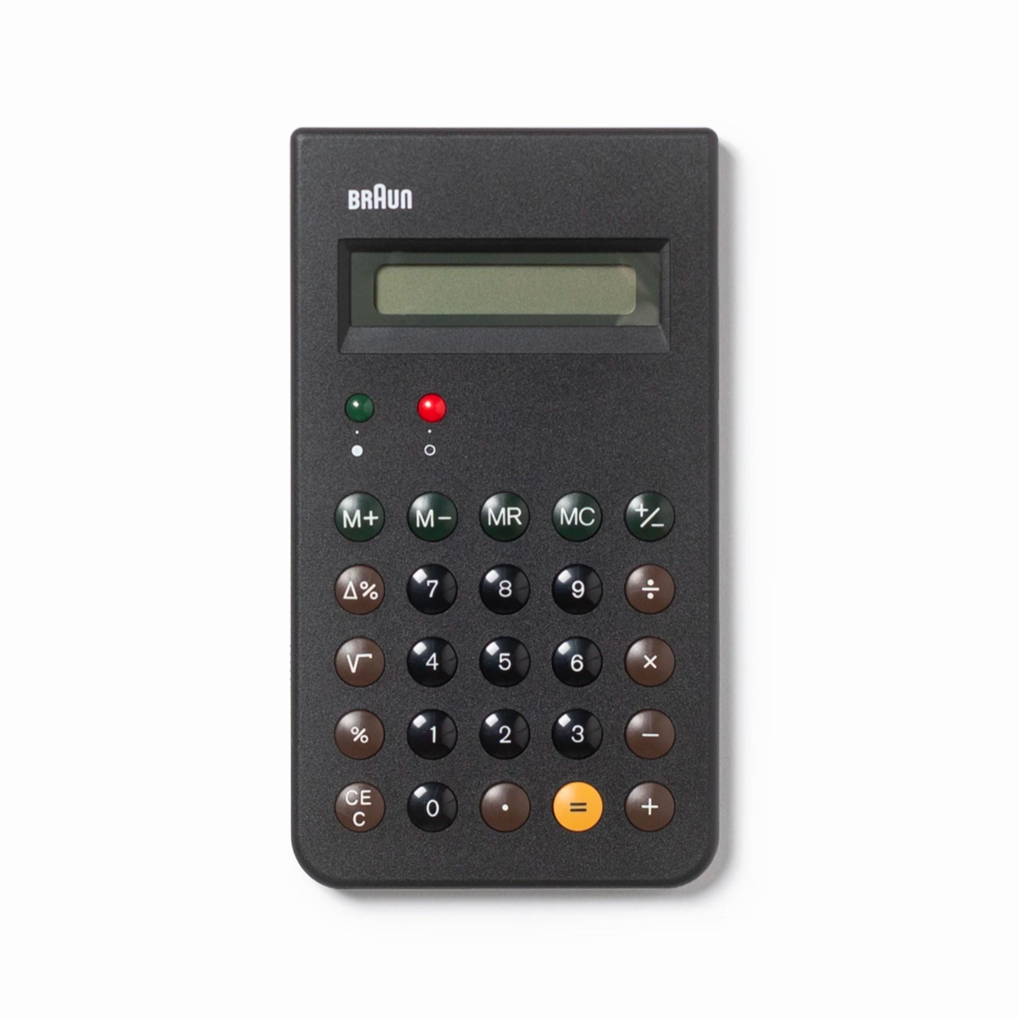 Braun Calculator , Black