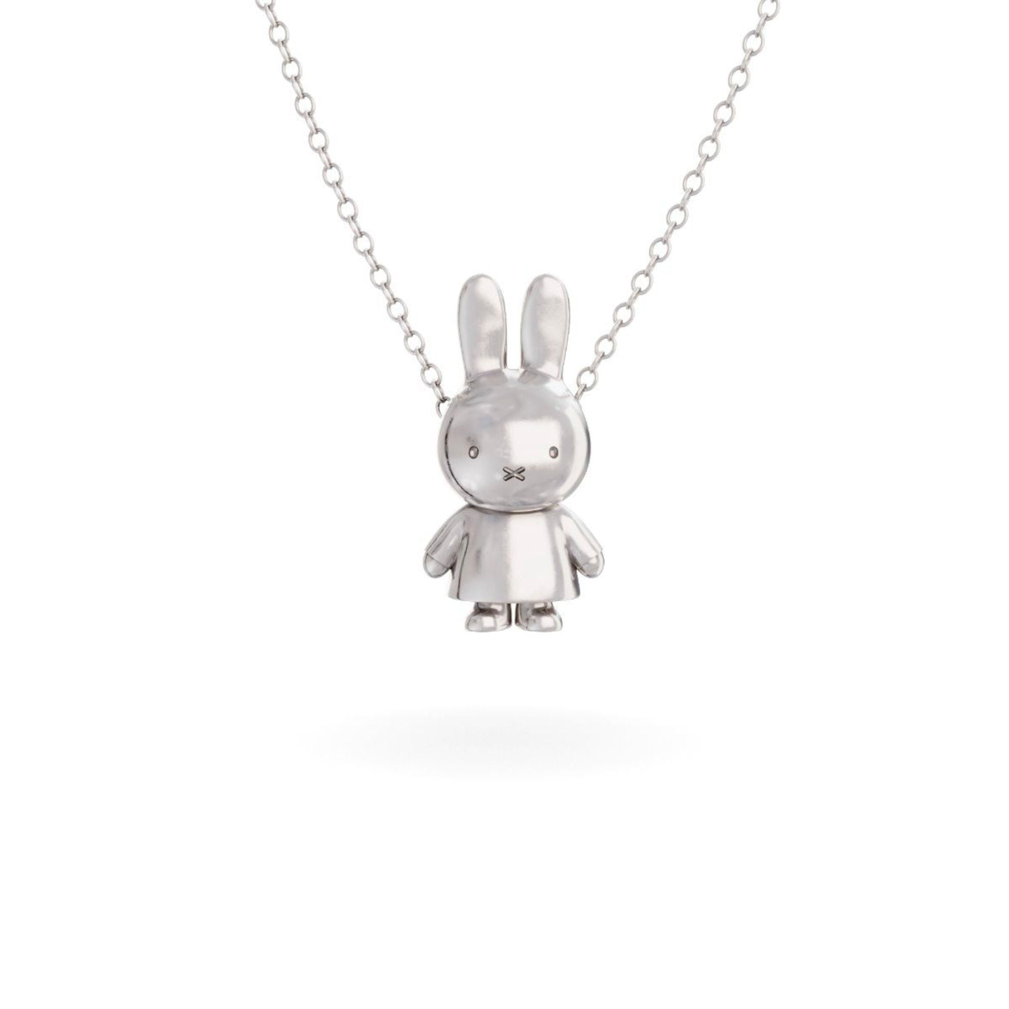 Miffy Sterling Silver Necklace Set , Body