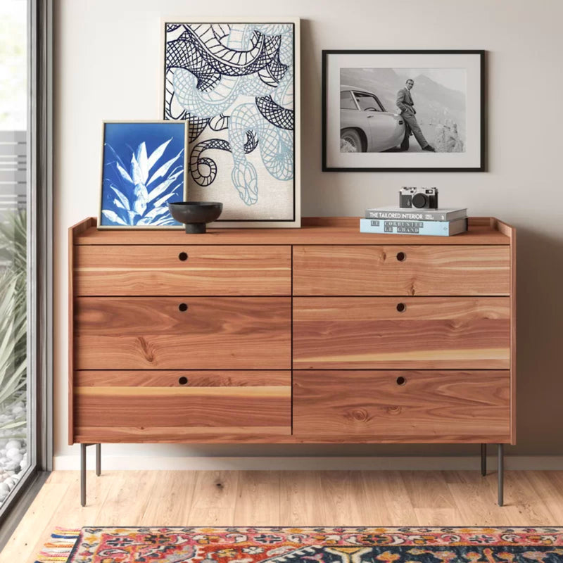 Blu Dot Peek 6 drawer dresser