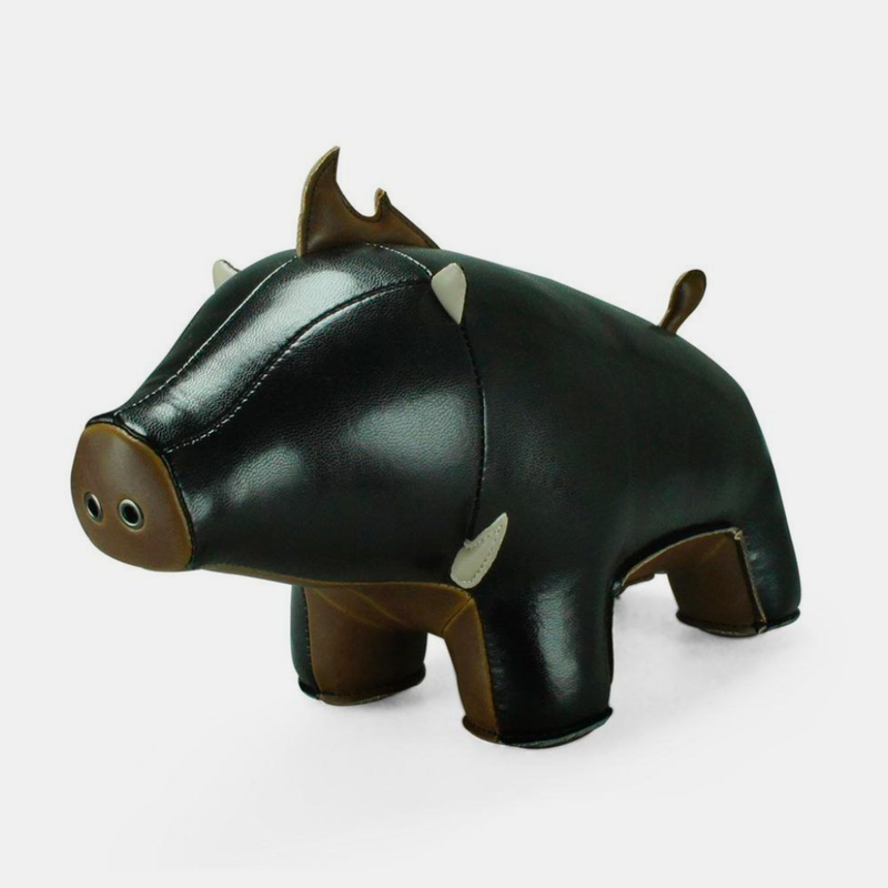 Zuny Bookend . Boar Babu