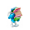 Plastoy Smurf Stack of Books 12cm