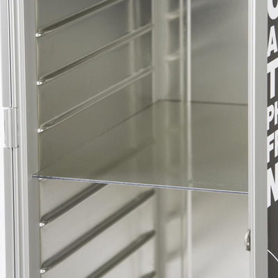 Bordbar Shelf aluminium