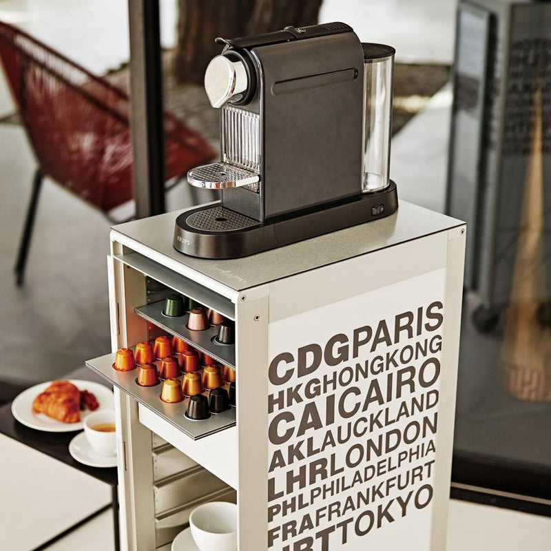 Bordbar Accessories Nespresso Capsules Shelf