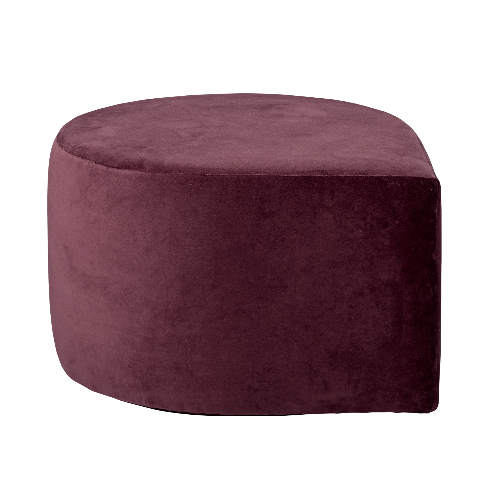 AYTM Stilla Pouf , Bordeaux
