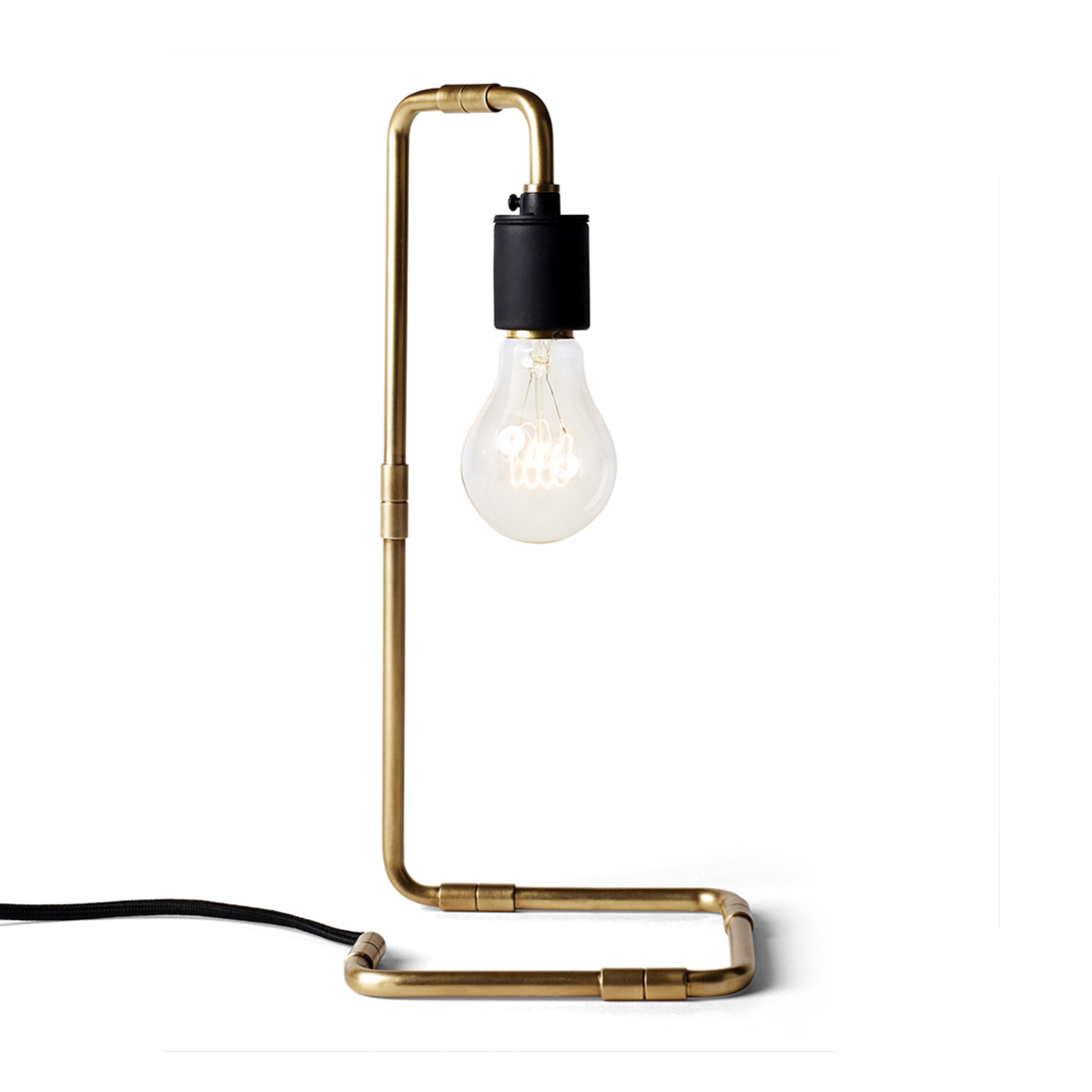 Menu Tribeca Reade lamp, brass
